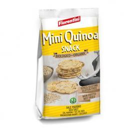 Snack Mini Maiz Quinoa S/g 50 Gr Bio