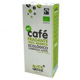Cafe Fragante 100% Arabica 250 Gr Bio