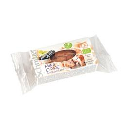 Mini Cake Chocolate Arandanos S/g 55 Gr Bio