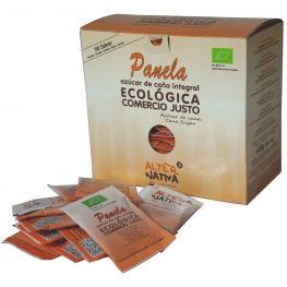 Azucar Panela Sobres 600 Gr Bio