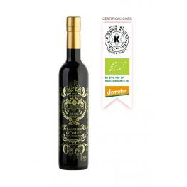 Aceite de Oliva Virgen Extra Black 1ª Extraccion Frio 500 Ml Bio
