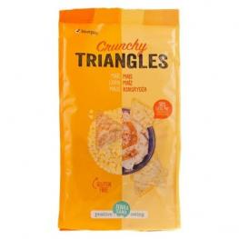 Crunchy Triangulos Maiz S/g 80 Gr Bio