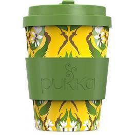 Vasos Pukka Bambu Turmeric 375 Ml Modelo Reutilizables