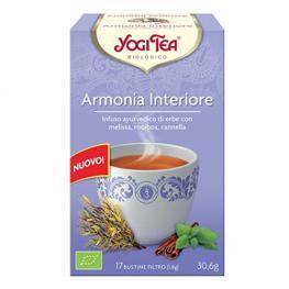 Yogi Tea Armonia Interior 17 Bl Bio