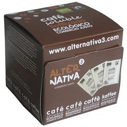 Cafe Soluble Liofilizado Sobres 25 X 2 Gr Bio