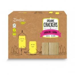 Crackers Sarraceno y Quinoa S/g 120 Gr Bio