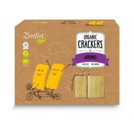 Crackers Garbanzos S/g 120 Gr Bio