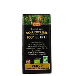 Chocolate Eco 100% Sin Azucar 100Gr