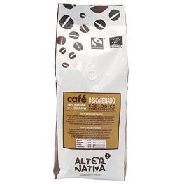 Cafe Descafeinado Grano 500 Gr Bio