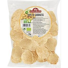 Chips Garbanzos 70Gr