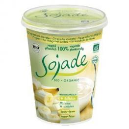 Sojade Yogurt Soja y Plátano 400Gr