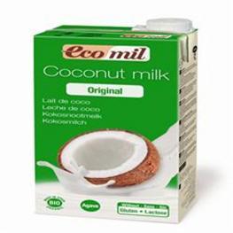 Ecomil Bebida Coco Original 1L Bio