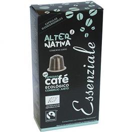 Cafe Essenziale 10 Cap Flo 5 Gr Bio