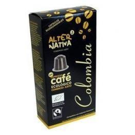 Cafe Colombia 10 Cap Flo 5 Gr Bio