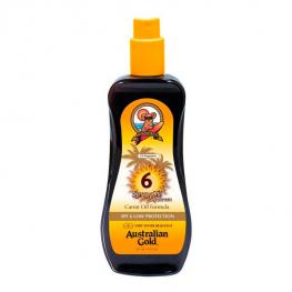 Aceite Bronceador Sunscreen Australian Gold Spf 6 (237 Ml)