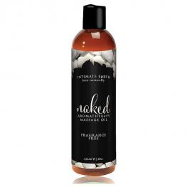 Aceite de Masaje Naked Sin Perfume 240 Ml Intimate Earth 6370