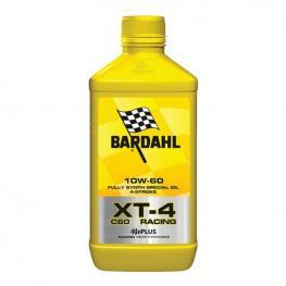 Aceite de Motor Para Moto Bardahl Xt-4 Sae 10W 60 (1L)