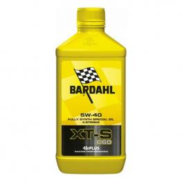Aceite de Motor Para Moto Bardahl Xt-S C60 Sae 5W 40 (1L)