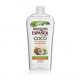 Aceite Hidratante Coco Instituto Español (400 Ml)