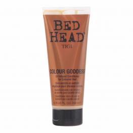 Acondicionador Bed Head Colour Goddess Oil Infused Tigi Cabellos Teñidos