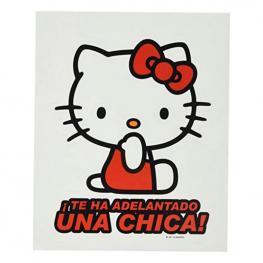 Adhesivo Para Coche Hello Kitty