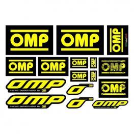 Adhesivos Omp Rally