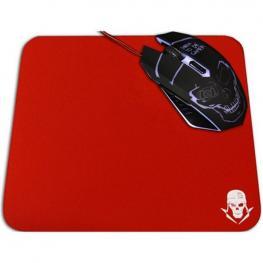 Alfombrilla Gaming Skullkiller Gmpr Rojo