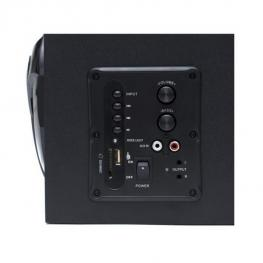 Altavoces Gaming 2.1 Ngs Gsx-210 Bluetooth 80W Negro