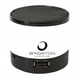 Altavoz Bluetooth Brigmton Bamp-703 3W Fm