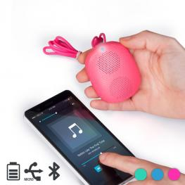 Altavoz Bluetooth Mini Colgante Audiosonic