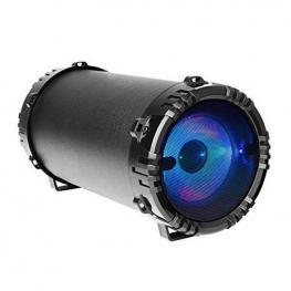 Altavoz Bluetooth Portátil Mars Gaming Msb0 Led Rgb 10W Negro