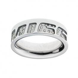 Anillo Mujer Miss Sixty Sm0908016 (17,83 Mm)