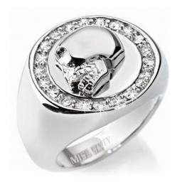 Anillo Mujer Miss Sixty Smzb05014 (17,19 Mm)