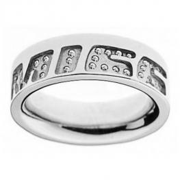 Anillo Mujer Miss Sixty Wm10908A-12 (16,5 Mm)