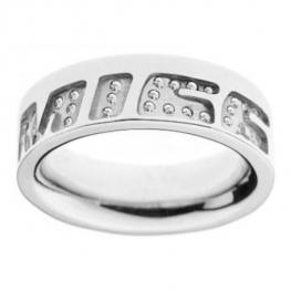 Anillo Mujer Miss Sixty Wm10908A-18 (18,4 Mm)