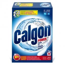 Antical Calgón En Polvo 500 G (20 Dosis)