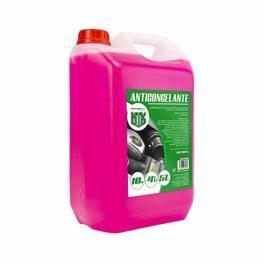 Anticongelante Motorkit -4º 10% Rosa (5 L)
