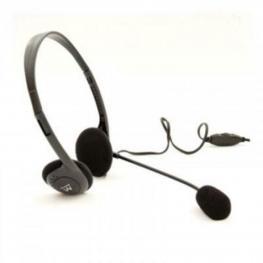 Auriculares Con Micrófono Ewent Ew3563