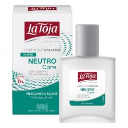 Bálsamo After Shave Neutro Care la Toja (100 Ml)