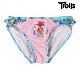 Bañador Niña Trolls Rosa