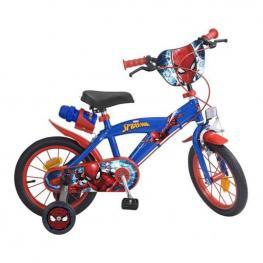 Bicicleta Infantil Spiderman Toimsa (14)