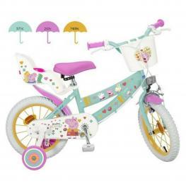 Bicicleta Infantil Toimsa Peppa Pig 5-8 Años (16)