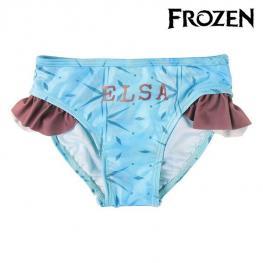 Bikini-Braga Para Niñas Frozen Azul