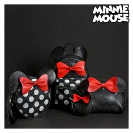Bolso Minnie Mouse 75643 Negro