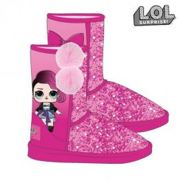 Botas Casual Infantiles Lol Surprise! 74114 Fucsia
