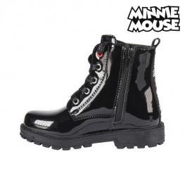 Botas Casual Infantiles Minnie Mouse 74117 Negro