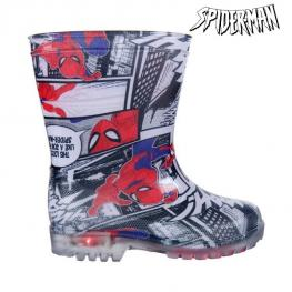 Botas de Agua Infantiles Con Led Spiderman 73483