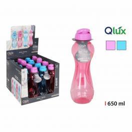 Botella de Agua Qlux Antigoteo