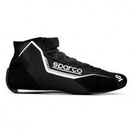 Botines Racing Sparco X-Light 2020 Negro (Talla 48)