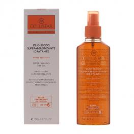 Bronceador Perfect Tanning Collistar Spf 6 (200 Ml)